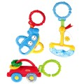 fisher-price-set rattles vehicles